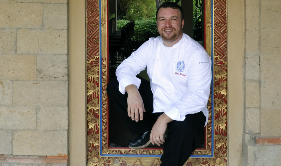 Chef-Owner Chris Salans